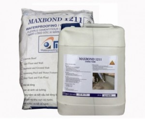 Hóa chất chống thấm Maxbon