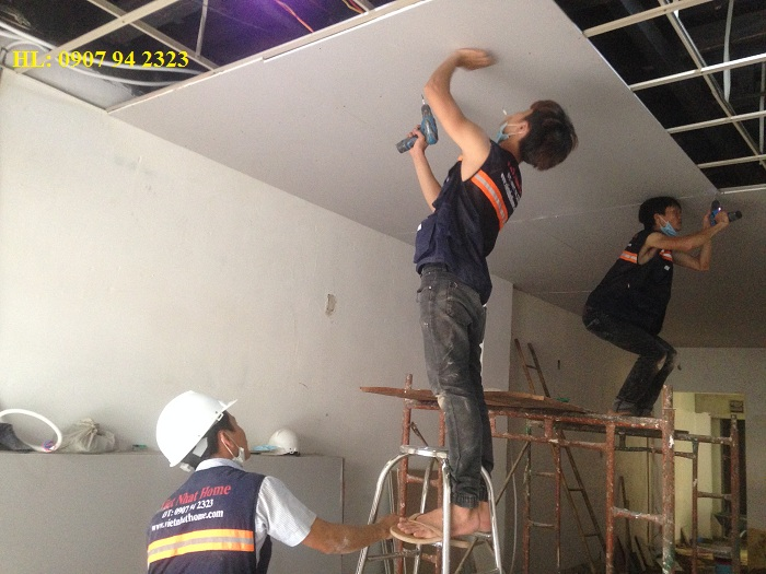 thi cong thach cao vietnhathome.com