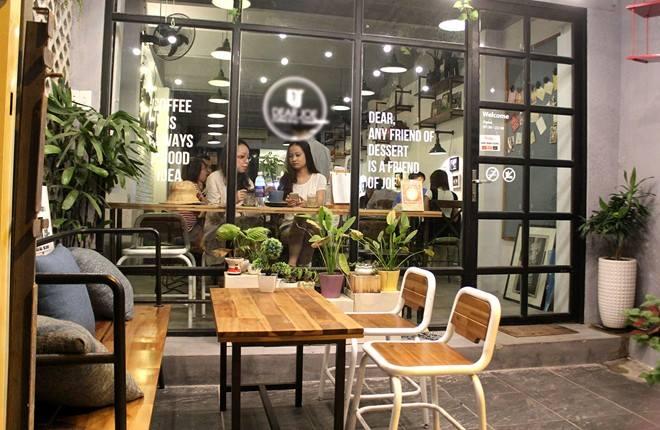 Thiết kế thi công quán cà phê 9
